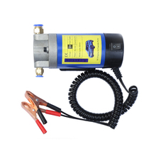 Oil Transfer Pump 12V 100W/60W Portable Electric Oil Transfer Extractor Fluid Suction Pump Siphon Tool for Car Motorbike