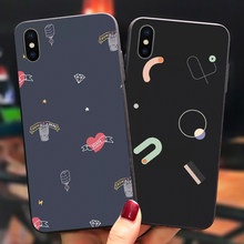 Soft Cases for Huawei Y7 prime Y6 y9 2019 2018 Cover on huawi P20 P30 P10 P9 P8 Lite pro P smart Z plus funda fun cute(China)