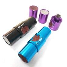 Xmlivet 6в1 4 цвета наконечник инструмент серебристый/черный Бильярд Пул наконечник палки инструмент Shaper Scuffer Tapper/многофункциональный наконечник