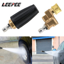 Sprayer-Turbo-Nozzles-Sprayer Pressure-Washer-Accessory Rotary Quick-Connector Autos-Cleaning