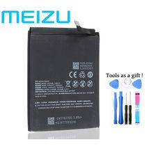 Meizu 100% original ba882 bateria para meizu 16 16tm 16th telefone bateria de alta qualidade + número rastreamento ferramenta