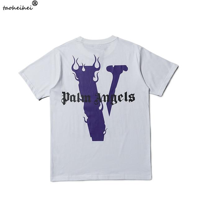 Vlone X Palm Angel T-shirt  1