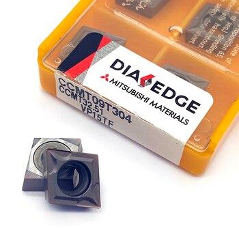 CCMT09T304 VP15TF insertos de carburo internos de alta calidad herramientas de torneado herramienta de corte CNC cortador de torno