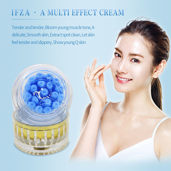 Face Whitening Moisturizer Cream Acido Hialuronico Creme Para O Rosto Face Cremas Faciales Anti Edad Wrinkle Serum Anti Aging image