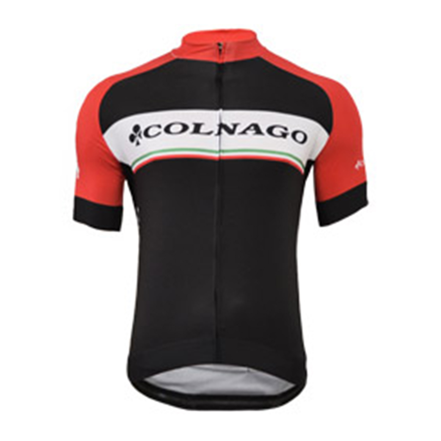 colnago custom clothing black red cycling jersey aero maillot breathable bike suit tops bicycle wear ropa ciclismo bib pants 9D