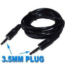 DHL/EMS 100 × 3.5 ミリメートルプラグ男と男ヘッドフォンスピーカー MP4 Cable A8