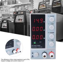 220V LED Display Adjustable Switching Regulator DC Power Supply  NPS-306W Power Source fuente de alimentacion regulable for s26113 e472 v50 nps 180db a equipment power supply