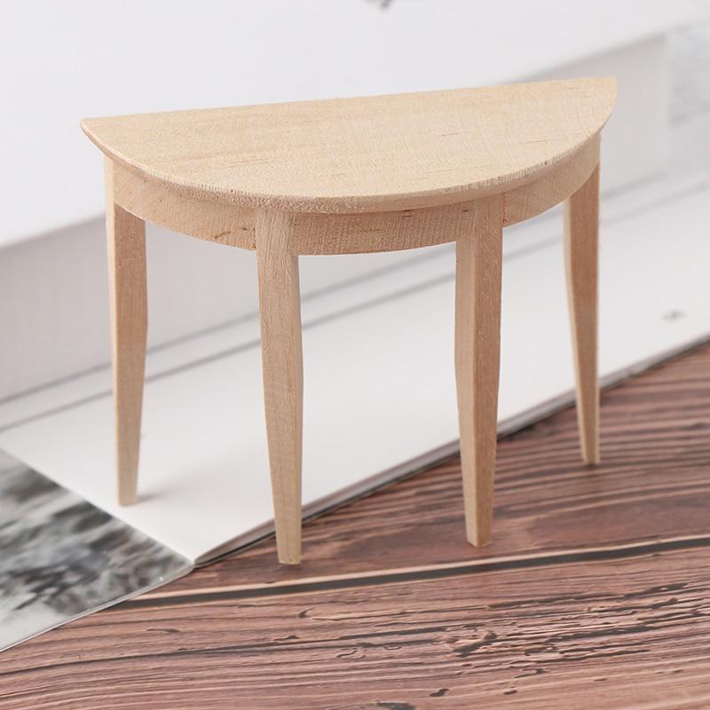 Dollhouse Miniature Furniture Tea Coffee Table Model landscape  SE