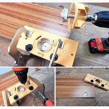 Деревообрабатывающий инструмент 35 мм Дырокол открывалка бурение позионирование 35 петля сверлильный зажим для деревообработки/петля открытия/шарнира позиционирования