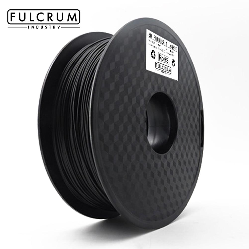 Fulcrum 3D нить пластиковая PETG/PLA/TPLA 1,75 мм 0,5-1 кг/для 3D принтера, creality ender-3/pro/v2/anycubic/из России