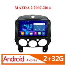2 din 9 inch Android WIFI Navigation GPS Car Radio Multimedia Video Player For MAZDA 2 2007 2008 2009 2010 2011 2012 2013 ectwodvd wince 6 0 car multimedia player for mazda 3 2010 2011 2012 2013 2014 2015 2016 car dvd video gps navigation radio