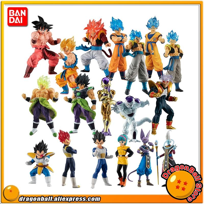 Bandai Dragon ball Z DBZ Super HG High Grade 03 Frieza Arc Real Figure Bulma