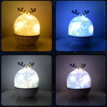 A night light for the bedroom. 4