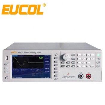 New product U9810 Impulse winding tester upto 10kV voltage цена 2017