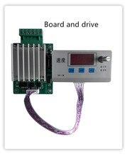 Płyta sterowania sterownika silnika krokowego odwrócenie/impuls/regulacja prędkości/moduł/wyświetlacz prędkości