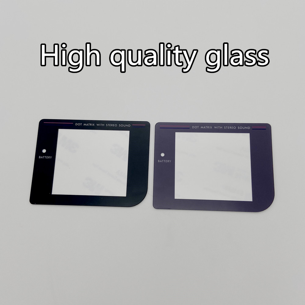 High Quality Glass Mirror For Gameboy GB DMG Classic Gameboy