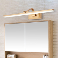 MS MISSYOU LED Mirror Light Bulbs 51cm/61cm/71cm Wall Lamp Bathroom Mirror Light Waterproof Modern Acrylic Lamp Bathroom Lights