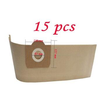 Sacs à poussière pour Karcher, MV3 WD3 WD3200 WD3300 A2204 A2656 sacs en papier pour aspirateur pour Rowenta RB88 RU100 RU101|Pièces d'aspirateur| |  -