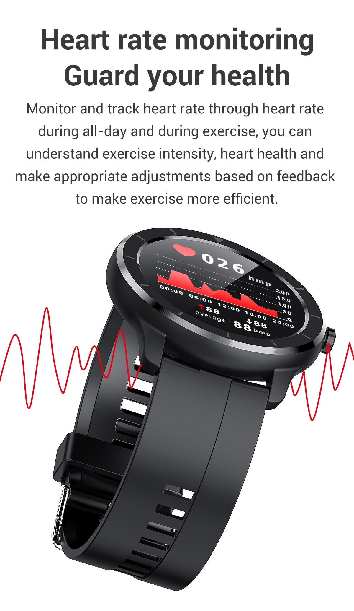H6fdf5f338cf94f199a7af33f482ef9daT LEMFO Full Touch Screen Smart Watch Waterproof Smartwatch Men