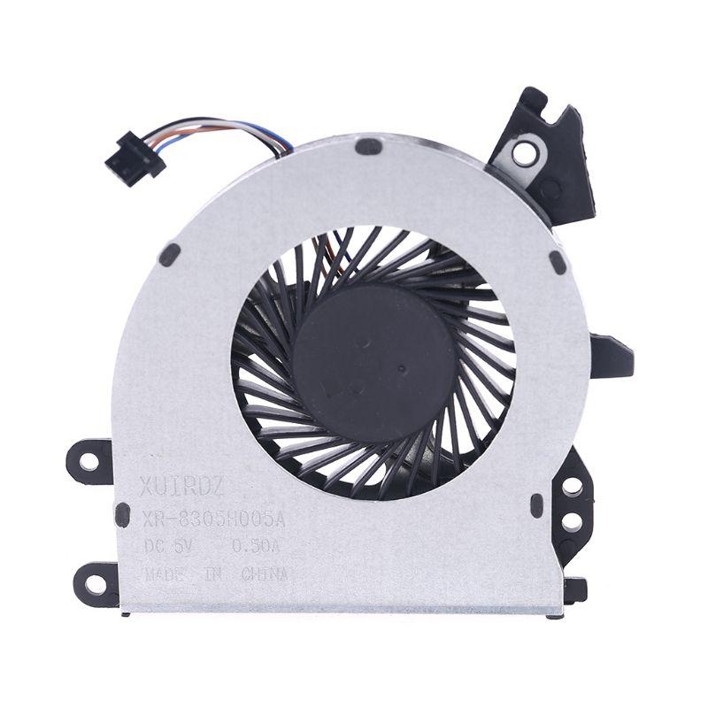 Laptop Notebook CPU Cooling Fan Cooler Radiator Replacement for Hp Probook 450 G4 455 G4 470 G4 Original Laptop Fan