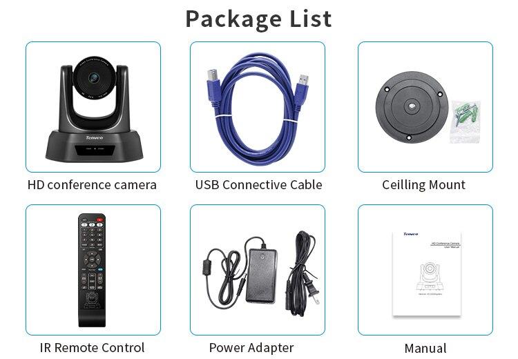 nv20a hd 1080p camera conferencia ptz 20x 05