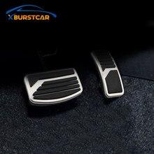 Xburstcar Mitsubishi ASX הנכרי לנסר EX Eclipse צלב פאג רו ES נירוסטה מכונית כרית כיסוי בהר דוושות