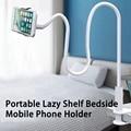 360 Клип Мобильный телефон подставка держатель Портативный гибкий ленивый кровать Настольный кронштейн Подставка Кронштейн Поддержка 75 см