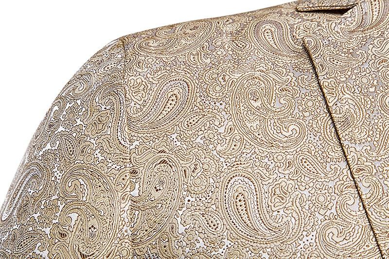 2019 autumn new single button men suits slim fit casual jacket cotton men blazer eu size 2xl mens fashion blazer in Blazers from Men 39 s Clothing
