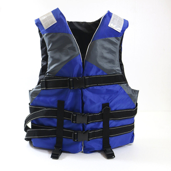 Hot sell life vest Outdoor rafting  life jacket for swimming snorkeling wear fishing Professional drifting child adult