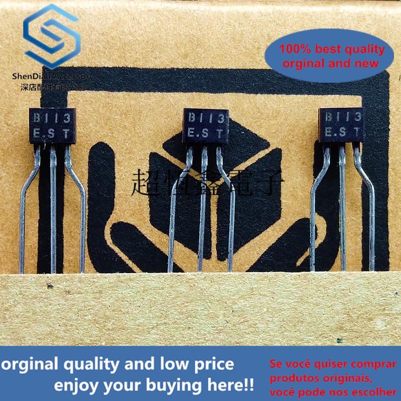 10pcs 100% Orginal New DTB113ES B113ES B113 Digital Transistors (built-in Resistors) Real Photo