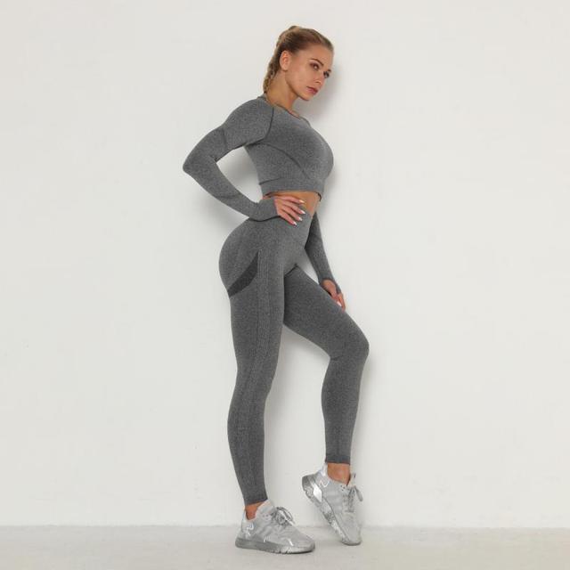 sleek yoga/workout wear 5