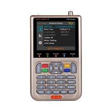 V8 Finder Meter Satfinder Digital Satellite Finder Multi-detection High-definition Antenna Satellite Finder TV Signal Receiver
