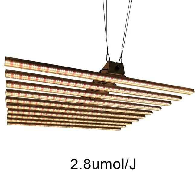 Best Yield High Par Value Dimmable Lm301b Lm561c  1000watt L 301h 650w Full Spectrum Grow Light For Flowering/herbs