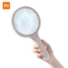 Sothing – Mini tapette anti moustiques électrique Portable, USB, avec lumière LED de Xiaomi Mijia, Original
