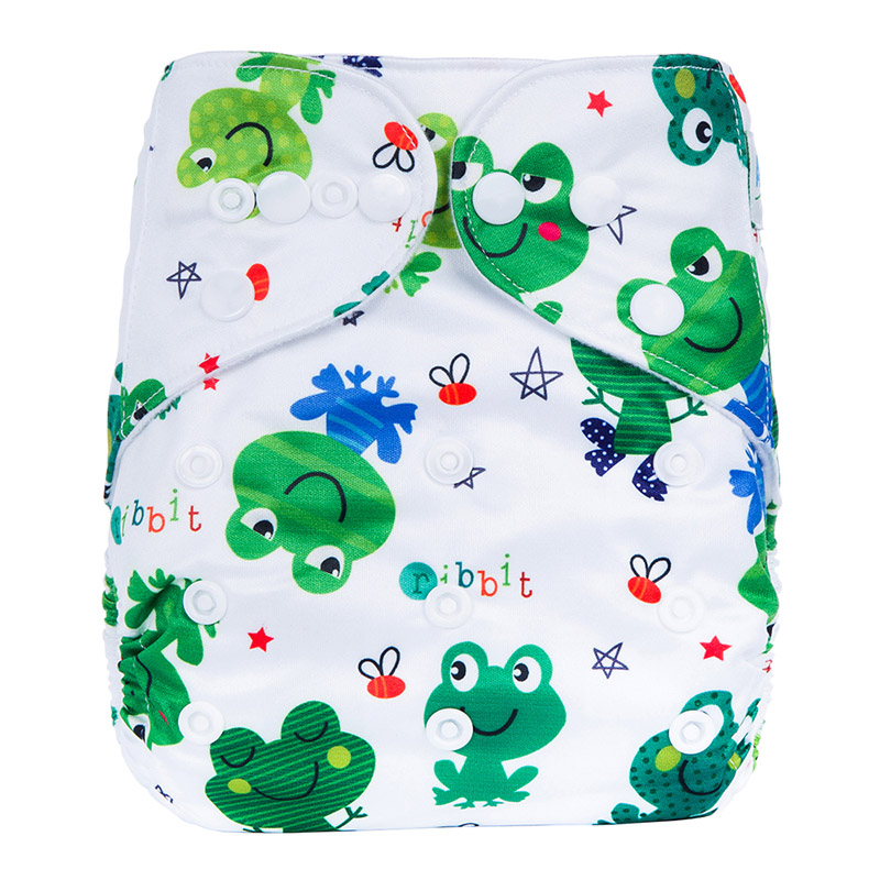 Reusable Cloth Diaper Biodegradable Pocket Diaper Nappy For Baby Eco Cotton Teen Baby Cloth Diapers P9