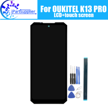 OUKITEL K13 PRO LCD Display+Touch Screen 100%Original Tested LCD Digitizer Glass Panel Replacement For K13 PRO+Replacement parts