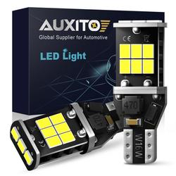 AUXITO W16W LED T15 Canbus 912 921 Backup Reverse Lights For Audi A6 C7 Q5 Q7 100 A3 A4 A5 A7 A8 B6 B8 Q3 C5 C6 TT 80 A1 Quattro
