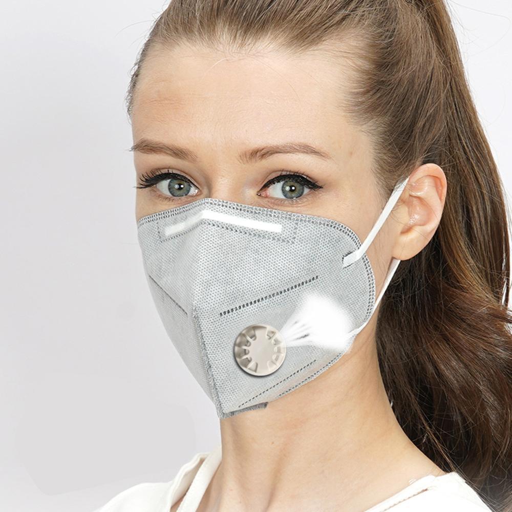 100pcs Kids Men Women Mask-n95 Ffp3mask Ffp2mask Mask-kn95 Masques Mascaras Facemask With Filter