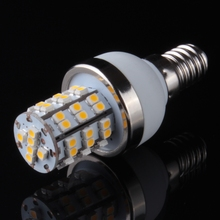 E14 48 LED Warm White Light Lamp Bulb Professional fashion Beautiful 3528SMD 220V