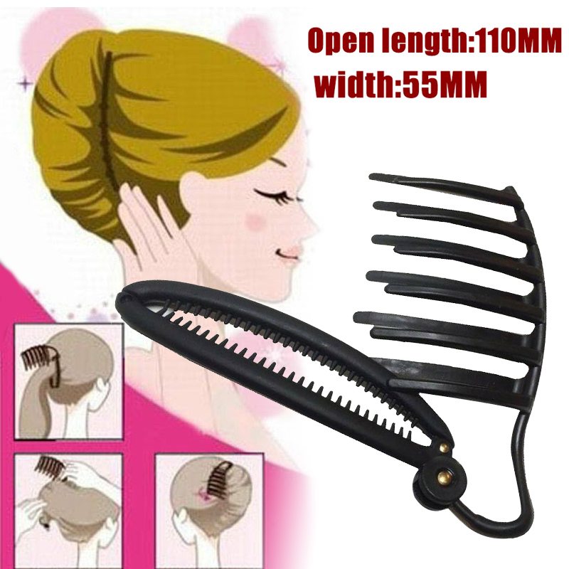 Hairstyle Hair Comb Twister French Twist Hair Maker Dutt Knot Roll New Trendy Hair Twist Maker Plastic Hairstyle Making Tool