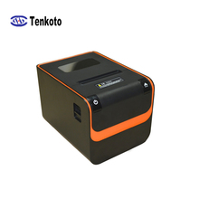 Быстрая скорость 80 мм Термопринтер кассира USB параллельный и последовательный RS232 Рабочий стол для ресторана Ethernet 80 мм Принтер для билетов