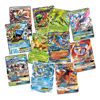 TOMY 120 PCS Pokemon French Card Lot Featuring 80tag team 20mega 20 ultra beast Gx discount