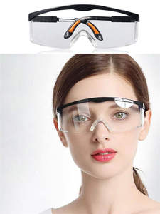 Safety-Protective-Glasses Dust-Proof for Unisex Use PM008 Breathable
