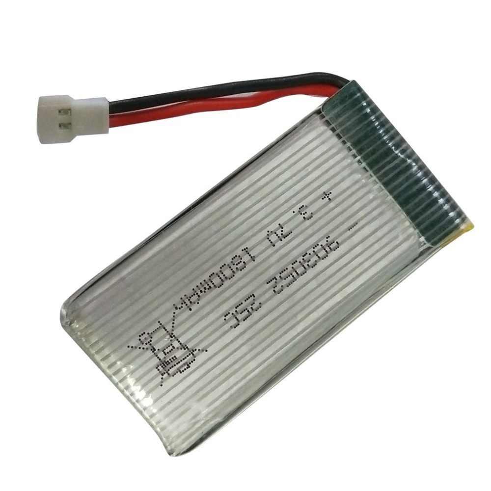 3,7 v 1800mAh batería de litio para KY101S Drone 903052 25C largo tiempo de vuelo polímero de litio batería recargable Drone Accesorios