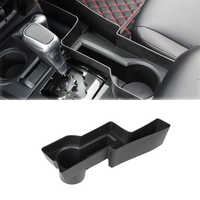 Voor Toyota 4Runner 2010 up Auto Seat Gap Opbergdoos Side Slit Telefoon Water bekerhouder Portemonnee Auto Organizer accessoires Key Pocket