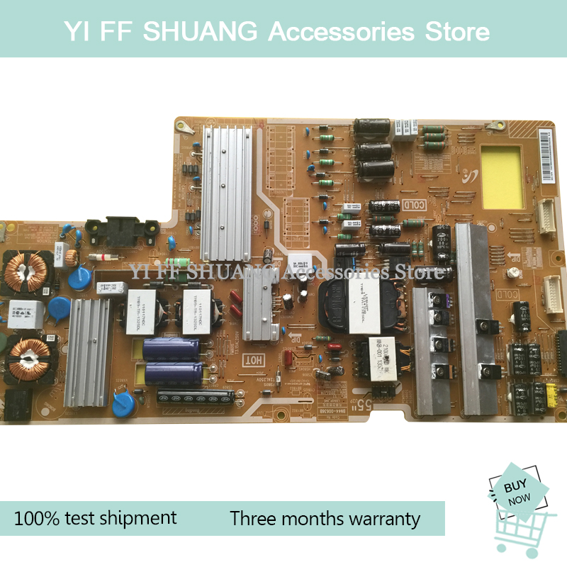 100% Test Shipping For UA55F8000AJ Power Board BN44-00636B L55U2P-DHS
