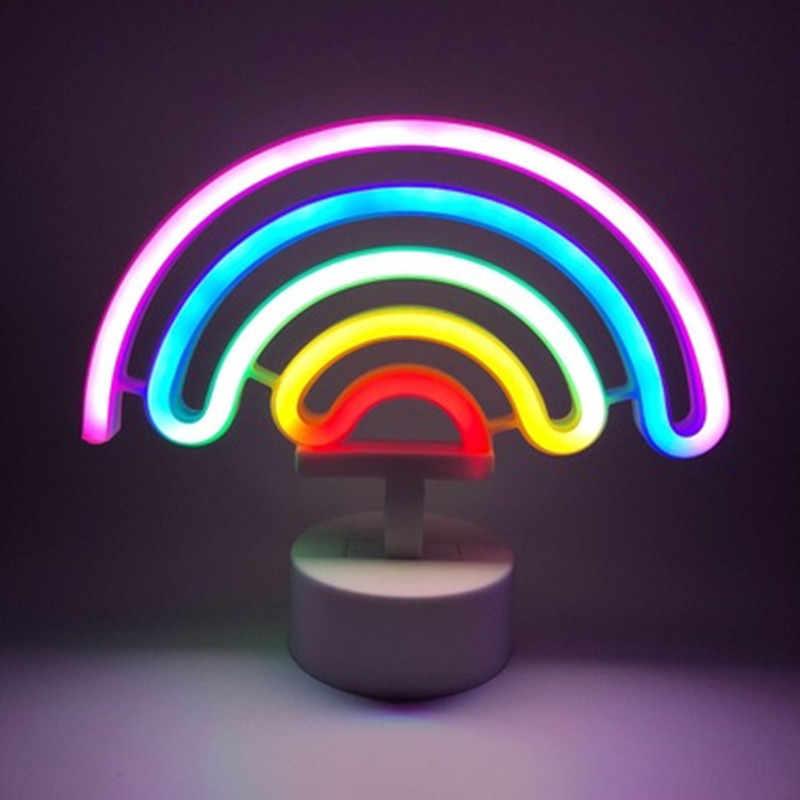 Bán Buôn LED Đèn Neon Ký Ngày Lễ Xmas Đảng Trang Trí Đám Cưới Trẻ Em Phòng Trang Trí Nhà Chó Động Vật Đèn Bàn Trẻ Em Neon quà Tặng