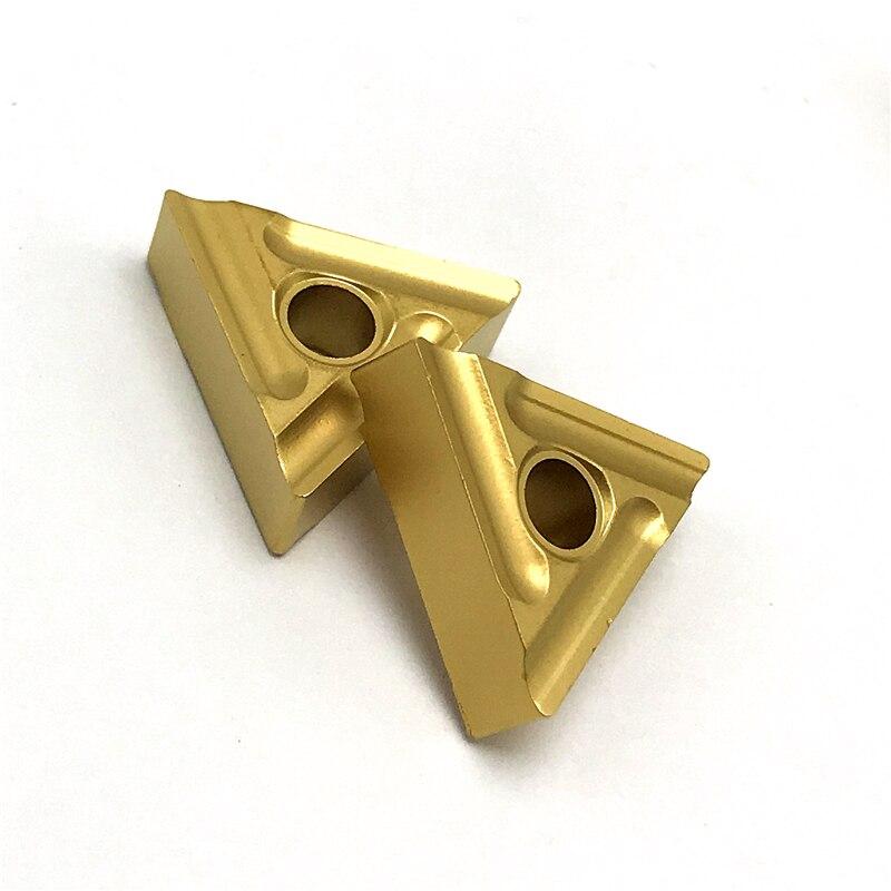 Купить с кэшбэком TNMG160404R VP15TF High quality External turning tool Carbide insert lathe tool CNC insert TNMG 1640404R Cutting turning insert