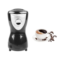 Electric Coffee Grinder 400W Coffee Bean Grinder Eco-Friendly Spices Seeds Grinder Mini Kitchen Coffee Grinding Machine(EU Plug)