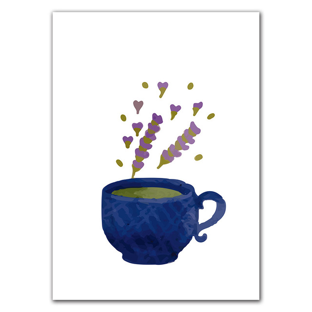 Watercolor-Tea-Cup-Art-Canvas-Painting-Prints-Kitchenware-Wall-Art-Posters-Pictures-For-Dining-Hall-Kitchen.jpg_640x640